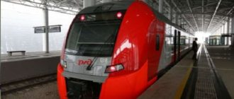 Поезд на Брянск