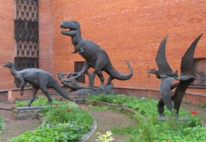 Фигуры динозавриков