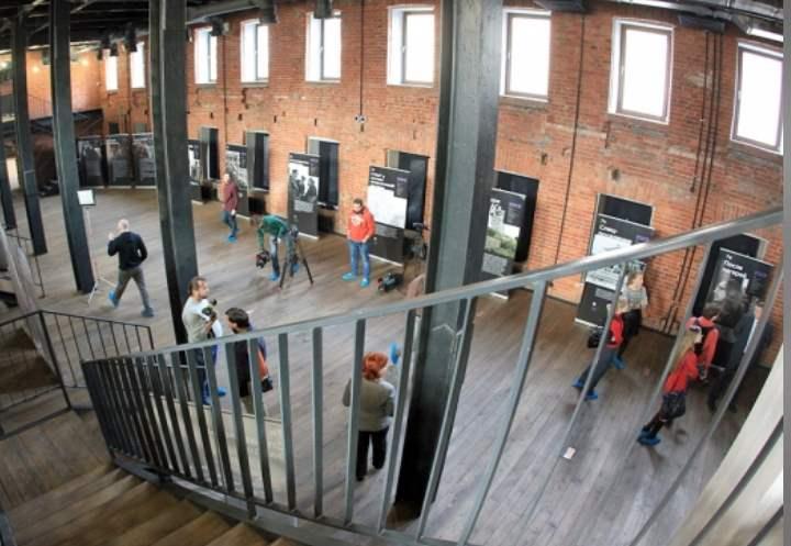 Экспонаты музей гулага