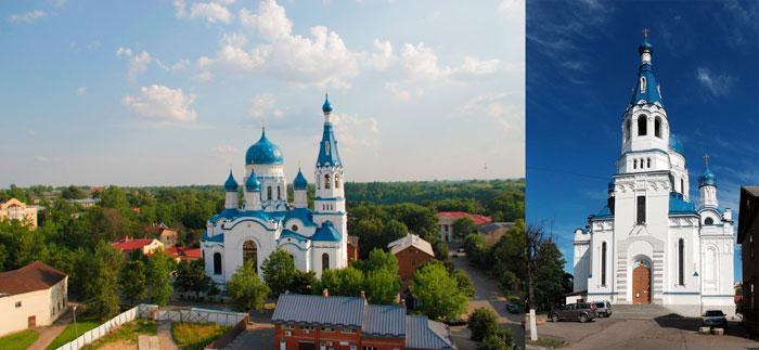 Покровский собор в Гатчине