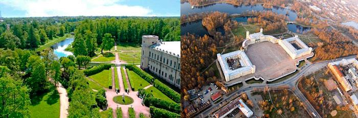 Гатчинский дворец и парк