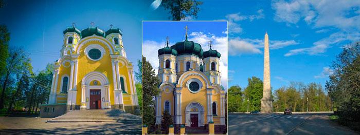 Собор апостола Павла и Коннетабль в Гатчине