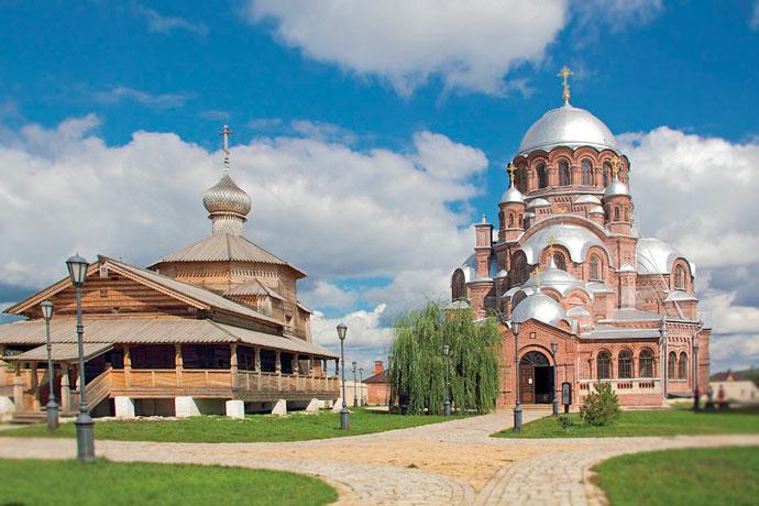 Иоанно-Предтеченский женский монастырь иСобор иконы Божией Матери «Всех скорбящих радость»