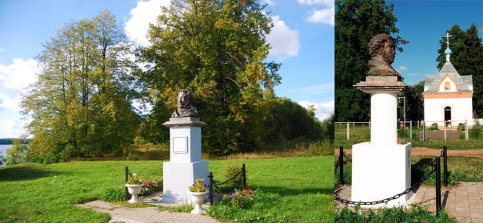 Парк бывшей усадьбы Ушаковых в селе Никитском