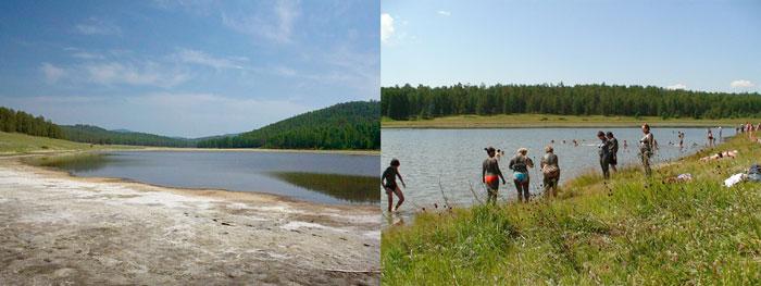 Озеро Шара-Нур. Байкал, о.Ольхон