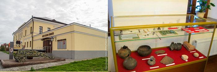 Государственный историко-архитектурный и художественный музей «Остров-град Свияжск»
