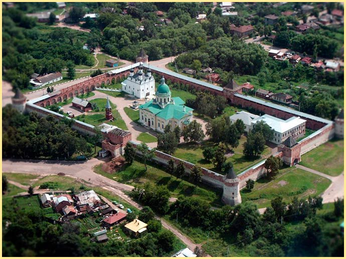 Кремль в Зарайске