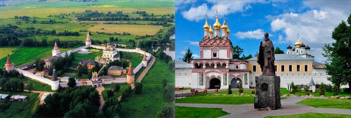 Иосифо-Волоцкий монастырь в Волоколамске
