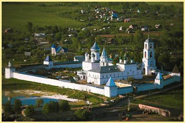 Переславль-Залесский с высоты
