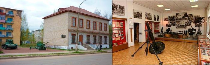 Музей Северо-Западного фронта в Старой Руссе