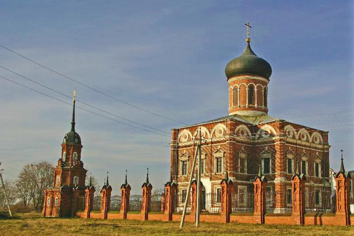 Никольский собор Волоколамск