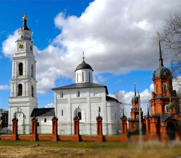 Воскресенский собор в кремле