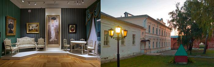 Историко-архитектурный художественный музей-заповедник Зарайск
