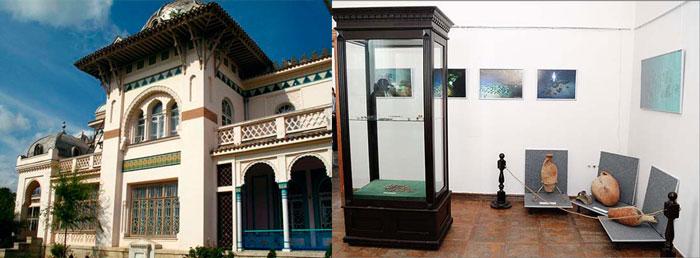 Музей подводной археологии в Феодосии