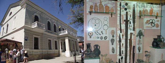 Феодосийский музей древностей (краеведческий)