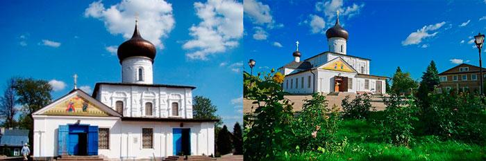 Церковь Святого Великомученика Георгия Победоносца Старой Руссы