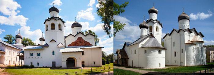 Спасо-Преображенский монастырь Старой Руссы
