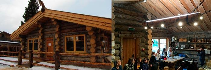 Интерактивный музей «Усадьба средневекового рушанина» в Старой Руссе