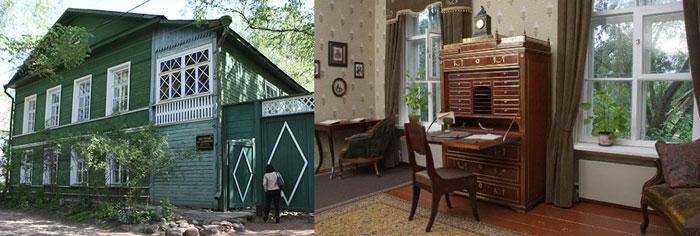 Дом-музей Достоевского в Старой Руссе