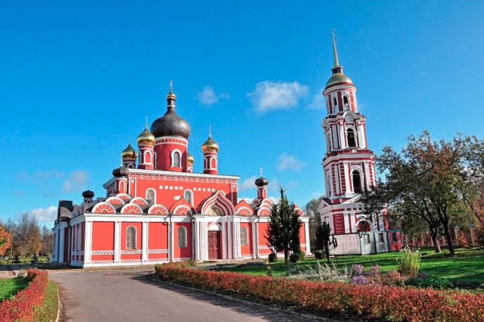 Старая Русса и Воскресенский собор