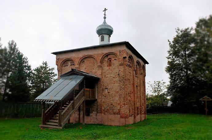 Церковь Святого Мученика Мины. Старая Русса