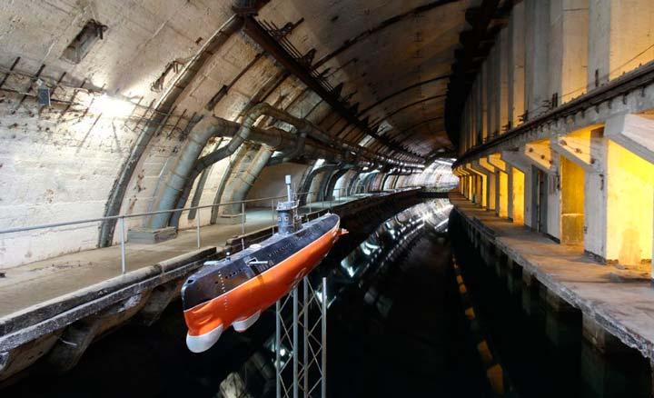 Балаклавский подземный музей в Севастополе