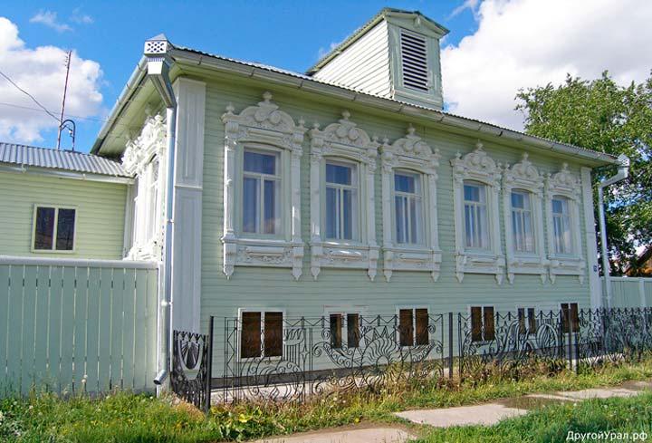Дом-музей Григория Распутина в Тюмени