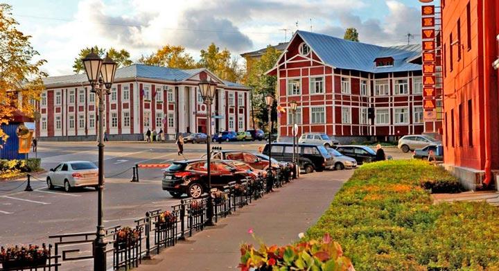 Квест «Эпохи Петрозаводска» в Петрозаводске