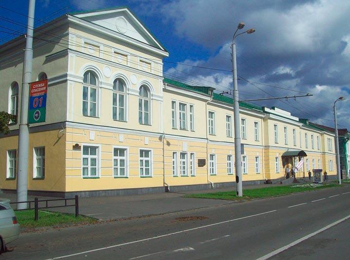Музей изобразительных искусств в Петрозаводске