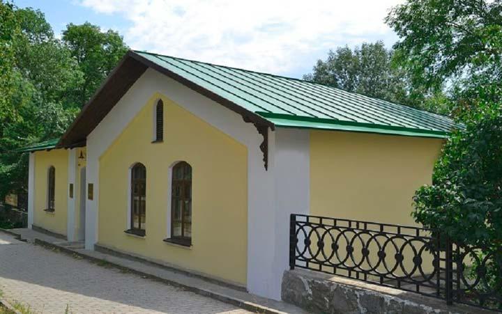 Музей почтовая станция дилижансов в Железноводске