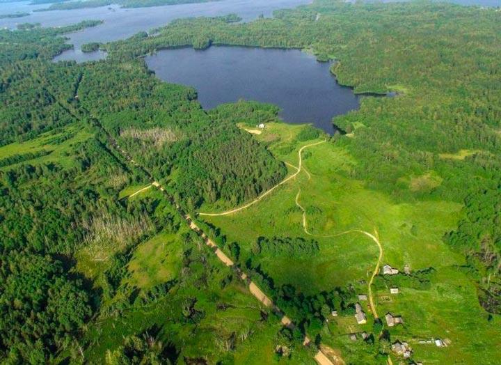 Територия Национального Валдайского парка