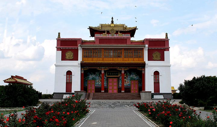 Буддийский храм Сякюсн_Сюме