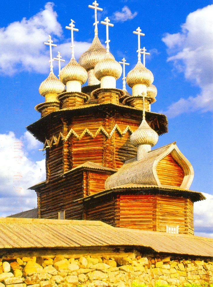 Зимний храм Церкви Покрова Пресвятой Богородицы