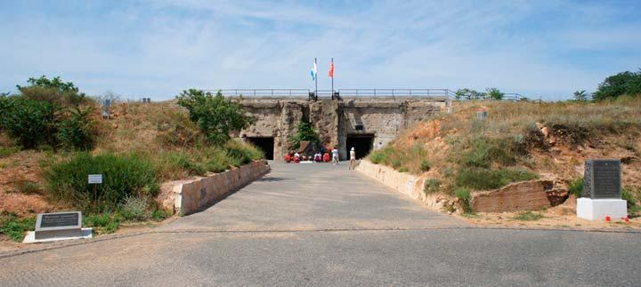 Тридцать пятая береговая батарея в Севастополе