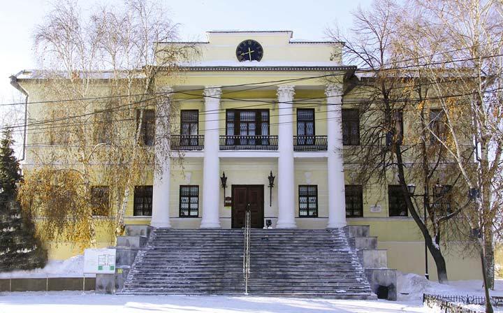Музей Городской Думы в Тюмени