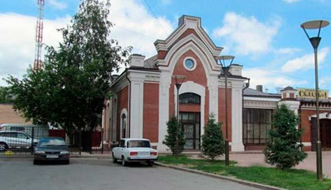 Дом купца Брюханова М.А. в Тюмени