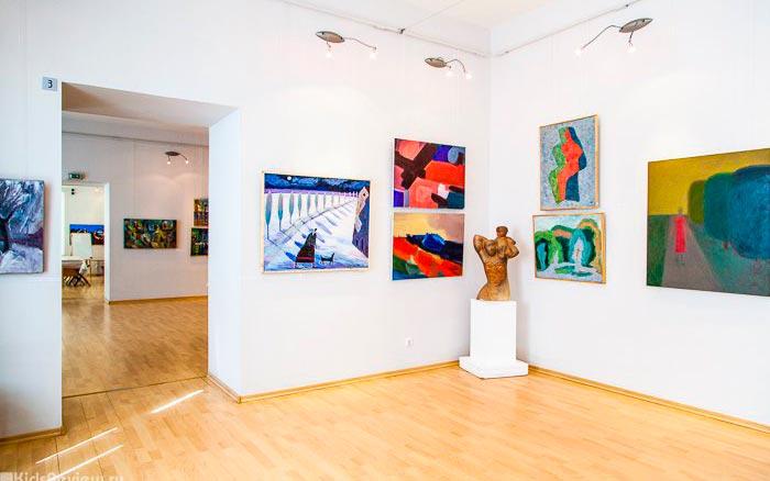 В Музее изобразительных искусств в Петрозаводске