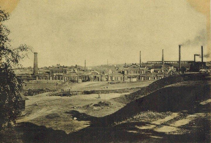 История Петрозаводска