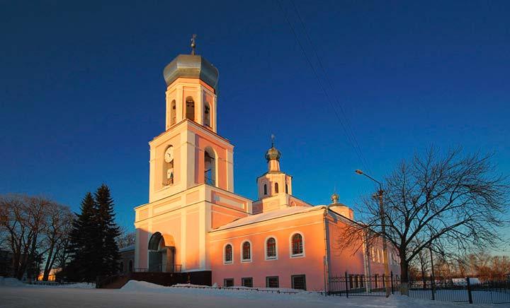 Троицкий Собор на Валдае