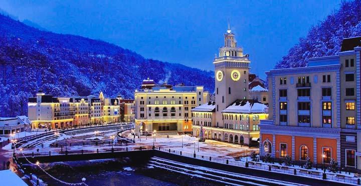 Групповая экскурсия по Золотому Кольцу Абхазии