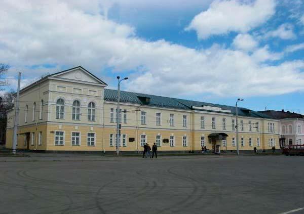 Галерея картинная в Олонецке