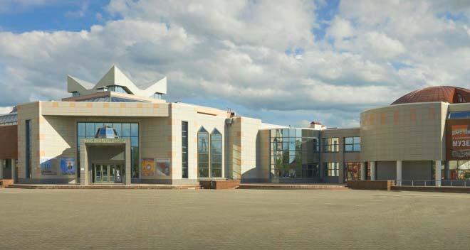 Республиканский краеведческий музей имени Н.Н. Пальмова в Элисте