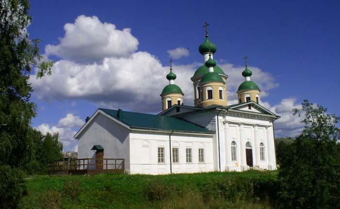 Собор Божьей Матери Смоленской в Олонце