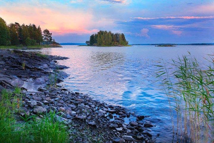 Укшозеро Кондопоги
