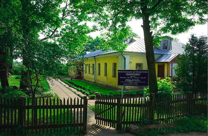 Музей Менделеева в Боблово