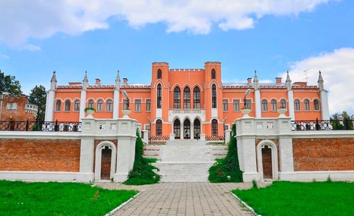 Дом - дворец Марфино