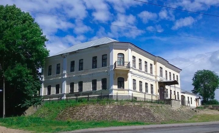 Музей в Ивангороде