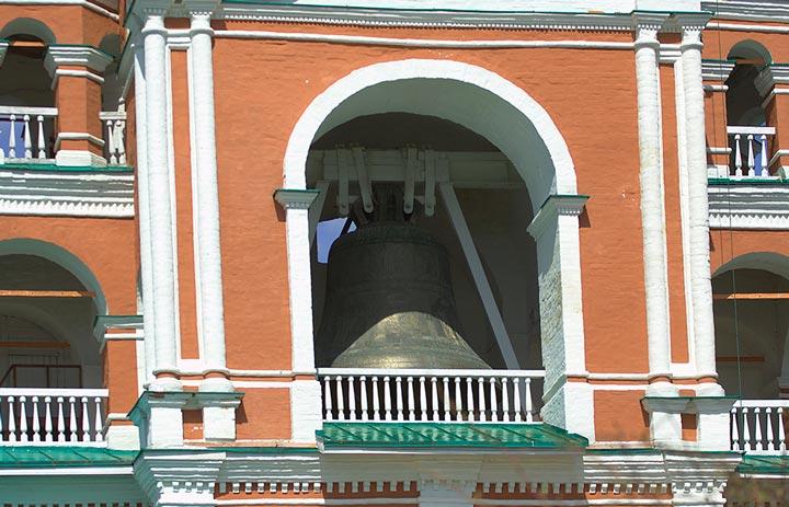 Колокол-гигант в Зенигороде