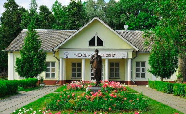 садьба Мелихово