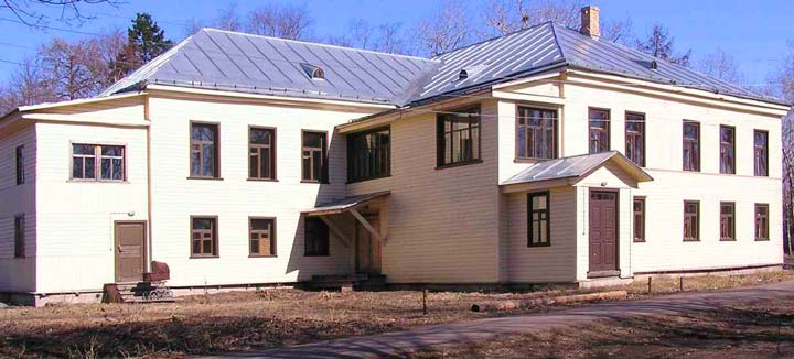 Музей карелов-ливвиков имени Н. Т. Прилукина